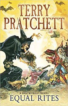 EQUAL RITES: Discworld Novel 3