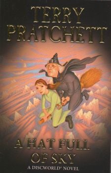 "A HAT FULL OF SKY. ""Discworld Novels"", Part 32"