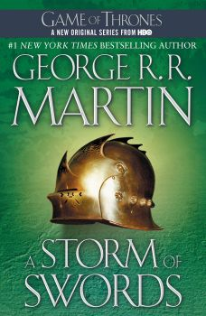 """A STORM OF SWORDS. """"Song of Ice and Fire"""", Book 3"""