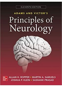 ADAMS AND VICTOR`S PRINCIPLES OF NEUROLOGY