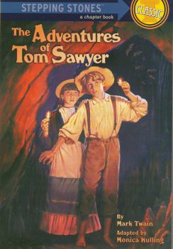 """ADVENTURES OF TOM SAWYER_THE. """"Stepping Stones C"""