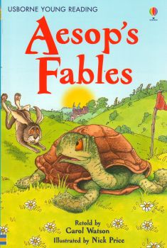 """AESOP`S FABLES. """"Usborne Young Reading Series 2"""""""
