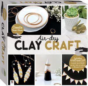 AIR-DRY CLAY CRAFT