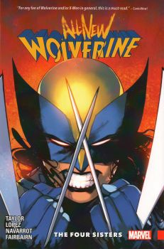 ALL-NEW WOLVERINE: The Four Sisters, Volume 1