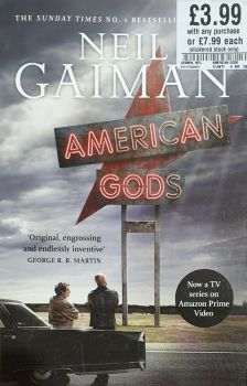 AMERICAN GODS (TV Tie in)
