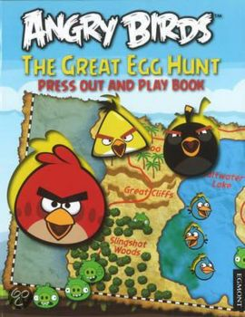 ANGRY BIRDS: The Great Egg Hunt: Press Out and Play Book