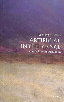 """ARTIFICIAL INTELLIGENCE. """"A Very Short Introduction"""""""