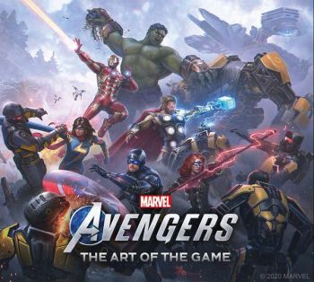 MARVEL`S AVENGERS: The Art of the Game