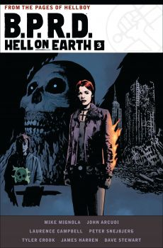 B.P.R.D.: Hell On Earth, Volume 3