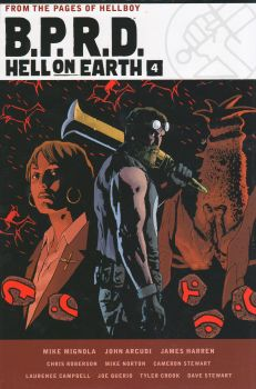 B.P.R.D.: Hell On Earth, Volume 4