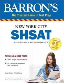 BARRON`S SHSAT: New York City Specialized High Schools Admissions Test