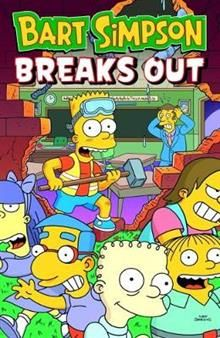 BART SIMPSON: Breaks Out