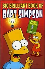 SIMPSONS: The Big Brilliant Book of Bart