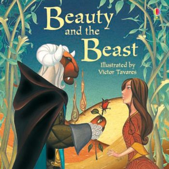 """BEAUTY AND THE BEAST. """"Usborne Picture Books"""""""
