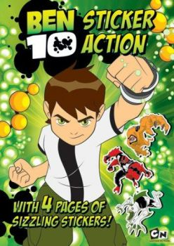BEN 10: Sticker Action