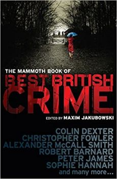THE MAMMOTH BOOK OF BEST BRITISH CRIME, VOL. 7