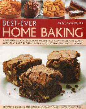 BEST-EVER HOME BAKING