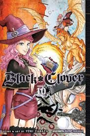BLACK CLOVER, Vol. 10