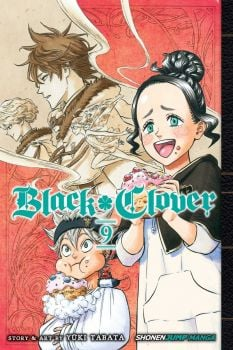 BLACK CLOVER, Vol. 9