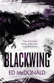 BLACKWING: The Raven`s Mark Book One