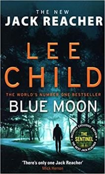 "BLUE MOON. ""Jack Reacher"", Book 24"