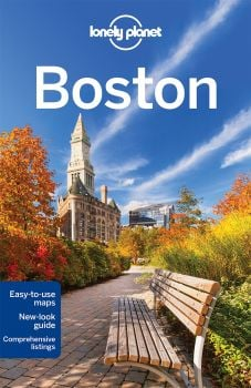 """BOSTON, 6th Edition. """"Lonely Planet Travel Guide"""""""