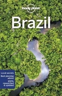"""BRAZIL, 11th Edition. """"Lonely Planet Travel Guide"""""""