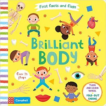 """BRILLIANT BODY. """"First Facts and Flaps"""""""