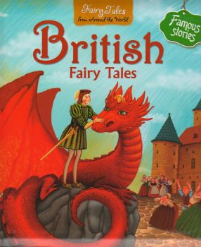 """BRITISH FAIRY TALES. """"Fairy Tales from Around the World"""""""