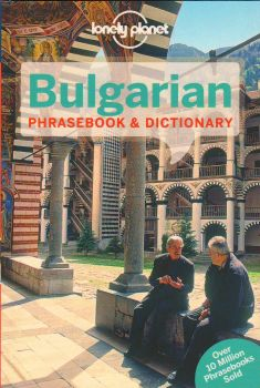 """BULGARIAN PHRASEBOOK & DICTIONARY, 2nd Edition. """"Lonely Planet Phrasebook"""""""