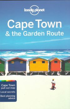 """CAPE TOWN & THE GARDEN ROUTE, 8th Edition. """"Lonely Planet Travel Guide"""""""