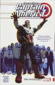 CAPTAIN AMERICA: Sam Wilson, Volume 5: End Of The Line