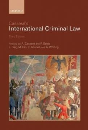 CASSESE`S INTERNATIONAL CRIMINAL LAW