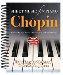 CHOPIN: Sheet Music for Piano
