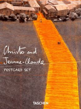 CHRISTO AND JEANNE-CLAUDE POSTCARD SET