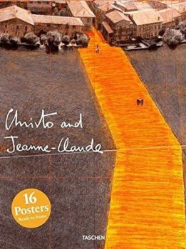 CHRISTO AND JEANNE-CLAUDE POSTER SET