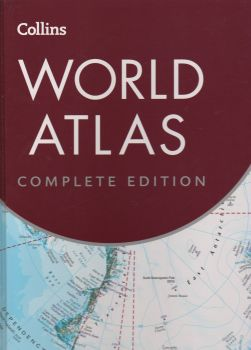 COLLINS WORLD ATLAS, Complete 3rd Edition