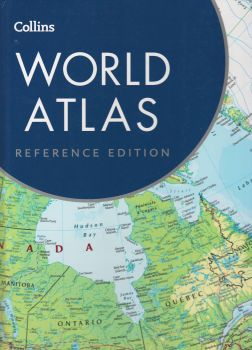 COLLINS WORLD ATLAS, Reference 4th Edition