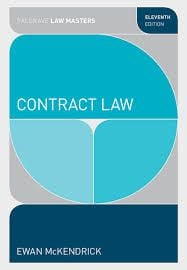 CONTRACT LAW, 11th Edition
