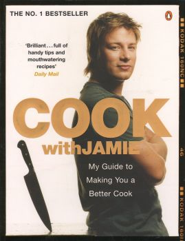 COOK WITH JAMIE - JAMIE OLIVER.