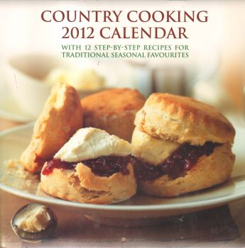 COUNTRY COOKING 2012. /стенен календар/