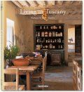 """LIVING IN TUSCANY. """"Taschen`s 25th anniversary s"""
