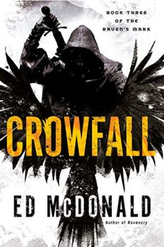 CROWFALL: The Raven`s Mark Book Three