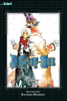 D. GRAY-MAN, Volume 1, 2 & 3, 3-in-1 Edition