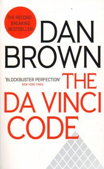 DA VINCI CODE_THE. (Dan Brown)