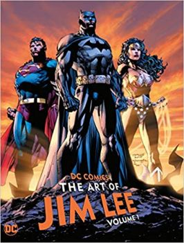 THE ART OF JIM LEE, Volume 1