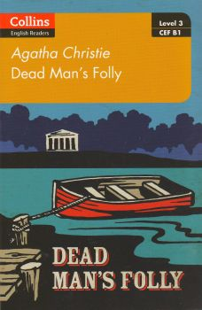 "DEAD MAN`S FOLLY. ""Collins ELT Readers"", B1"