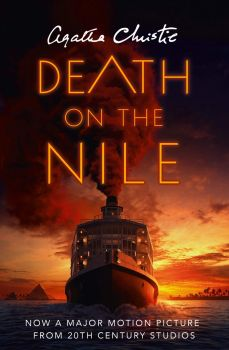 DEATH ON THE NILE. Film tie-in edition