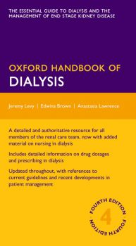 OXFORD HANDBOOK OF DIALYSIS, 4th Edition