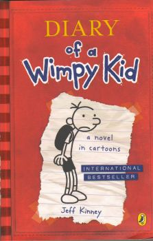 DIARY OF A WIMPY KID. (Jeff Kinney)